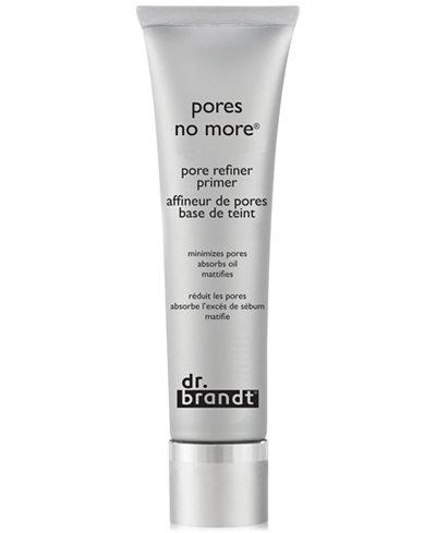 dr. brandt Pores No More Pore Refiner Primer (Travel Size), 0.5 oz.