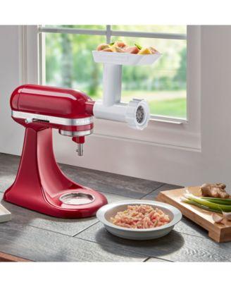 kitchenaid fga food grinder stand mixer attachment small rh macys com