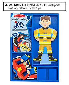 Melissa and Doug Toy, Magnetic  Pretend Play Joey