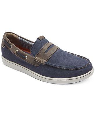 Rockport Men's Gryffen Penny Slip-On Loafers
