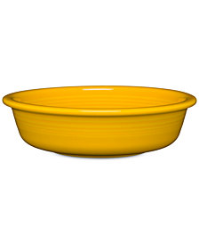 Fiesta Daffodil 19-Oz. Medium Bowl