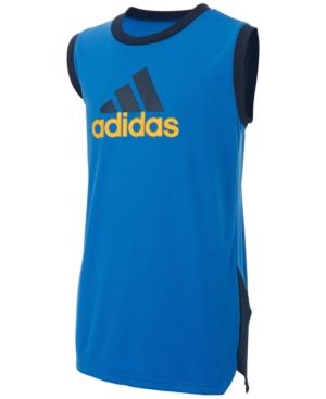 adidas Logo-Print Athletic...