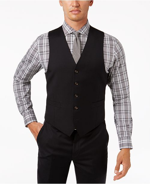 Lauren Ralph Lauren Solid Ultraflex Classic-Fit Vest