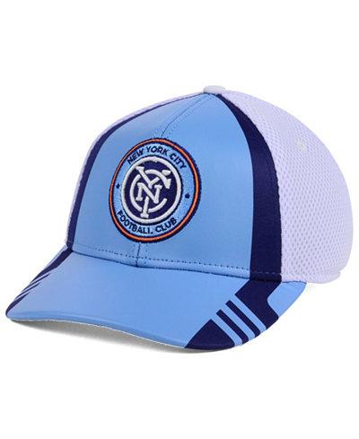 adidas New York City FC Authentic Team Flex Cap