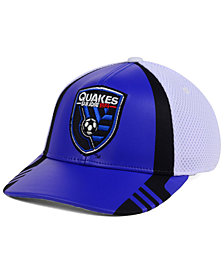 adidas San Jose Earthquakes Authentic Team Flex Cap