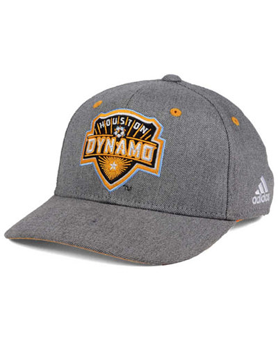 adidas Houston Dynamo Takeover Structured Adjustable Cap