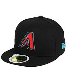 Kids' Arizona Diamondbacks Authentic Collection 59FIFTY Cap