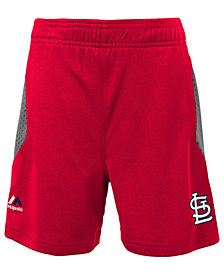 Majestic St. Louis Cardinals Legacy Short Set, Toddler Boys