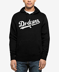 '47 Brand Men's Los Angeles Dodgers Sport Raglan Hoodie