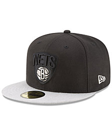 New Era Brooklyn Nets Pintastic 59FIFTY Cap