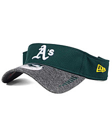 New Era Oakland Athletics Shadow Tech Visor