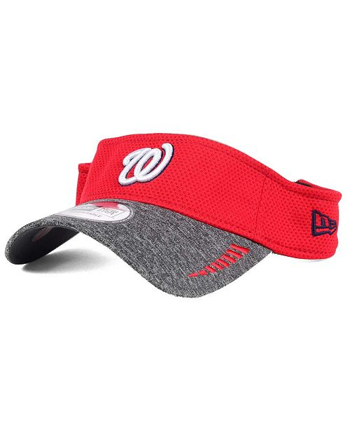 8743f75736a1c New Era. Washington Nationals Shadow Tech Visor. Be the first to Write a  Review. main image ...