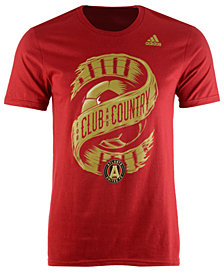 adidas Men's Atlanta United FC Club & Country T-Shirt