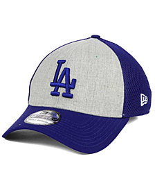 New Era Los Angeles Dodgers Heather Team Neo 39THIRTY Cap