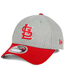 New Era St. Louis Cardinals Heather Hit 9FORTY Cap