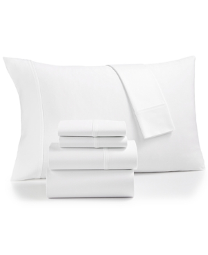 Essex StayFit 6Pc California King Sheet Set 1200Thread Count Created for Macys Bedding