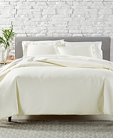 Bergen 3-Pc. Duvet Sets, 1000 Thread Count 100% Egyptian Cotton