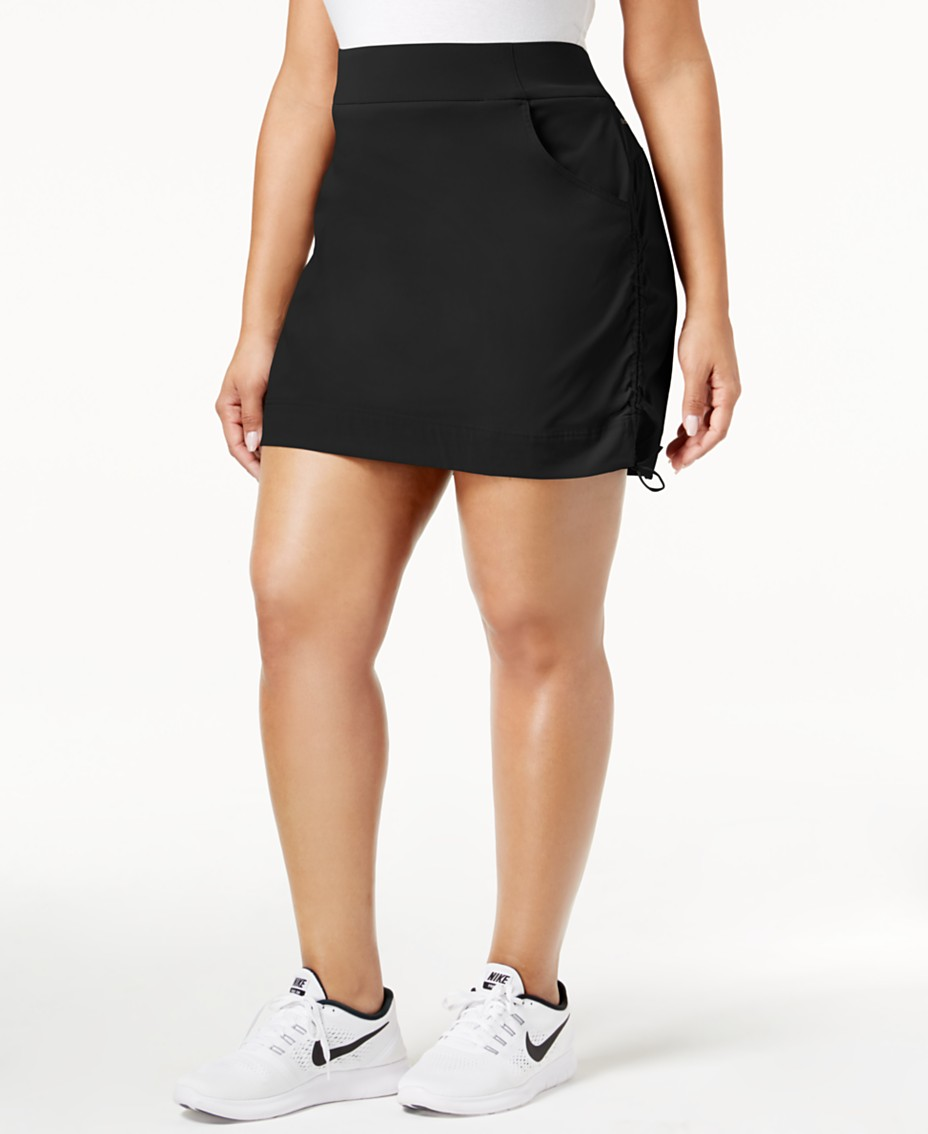 b2a8fea0f3 Columbia Plus Size Anytime Casual™ Skort & Reviews - Shorts - Plus Sizes -  Macy's