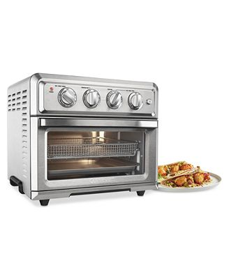 Cuisinart TOA 60 Air Fryer Toaster Oven Electrics Kitchen Macy s
