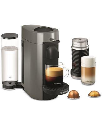 de 39 longhi nespresso vertuo plus coffee and espresso. Black Bedroom Furniture Sets. Home Design Ideas