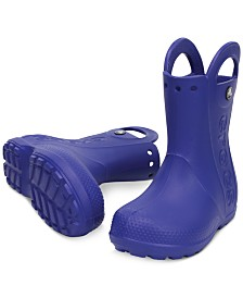 Crocs Handle It Rain Boots, Toddler Boys & Little Boys