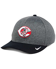 Nike Cincinnati Reds Hight Tail 2Tone Flex Cap