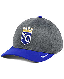 Nike Kansas City Royals Hight Tail 2Tone Flex Cap