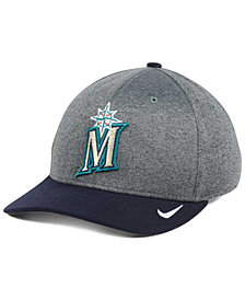 Nike Seattle Mariners Hight Tail 2Tone Flex Cap