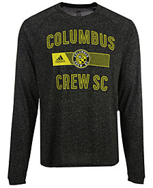 adidas Men's Columbus Crew SC Forward Long Sleeve T-Shirt