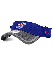 New Era Kansas Jayhawks Training Visor