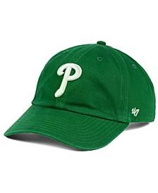 Philadelphia Phillies Kelly/White Clean Up Cap