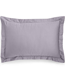 CLOSEOUT! Charter Club Damask Standard Sham, 100% Supima Cotton 550 Thread Count, Created for Macy's