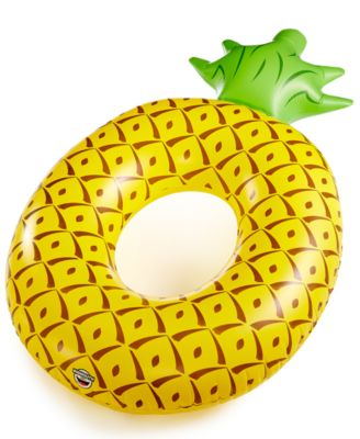 Image of Big Mouth Giant Pineapple Pool Float