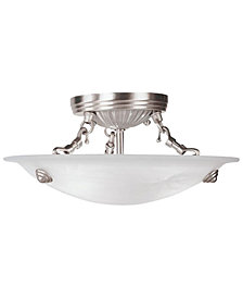 Livex Oasis Semi Flush