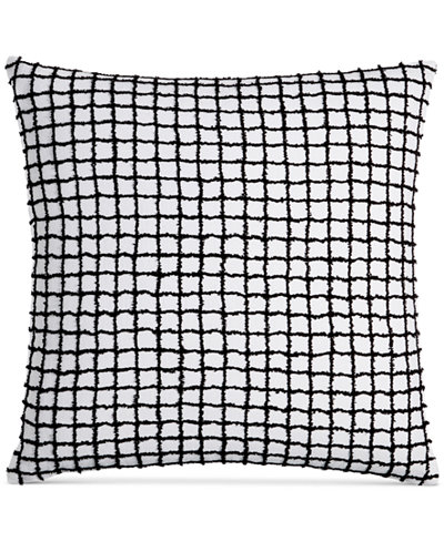 CLOSEOUT! Hotel Collection Linen Plaid 22