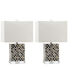 Set of 2 Thatcher Table Lamps