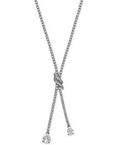 7292c497eee1f Lariat Necklace - Macy's