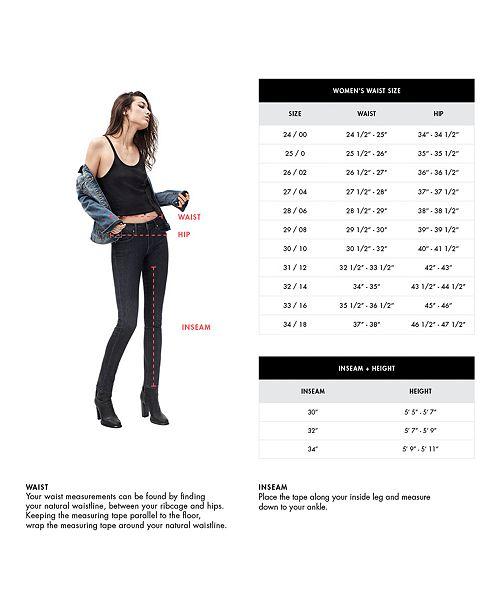 498bddd36ef41 Calvin Klein Jeans Curvy-Fit Skinny Jeans   Reviews - Jeans - Women ...