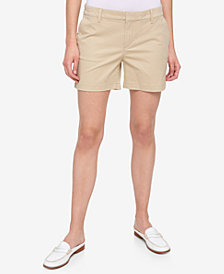 Tommy Hilfiger Hollywood Shorts, Created for Macy's