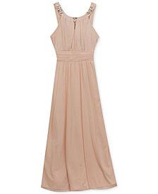 Rare Editions Embellished Maxi Dress, Big Girls