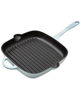 "Heritage Pavilion 10"" Cast Iron Grill Pan"