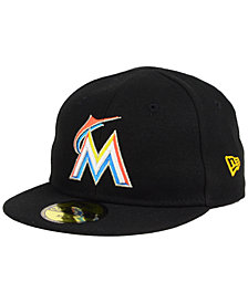 New Era Miami Marlins Authentic Collection My First Cap, Baby Boys