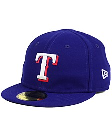 Texas Rangers Authentic Collection My First Cap, Baby Boys