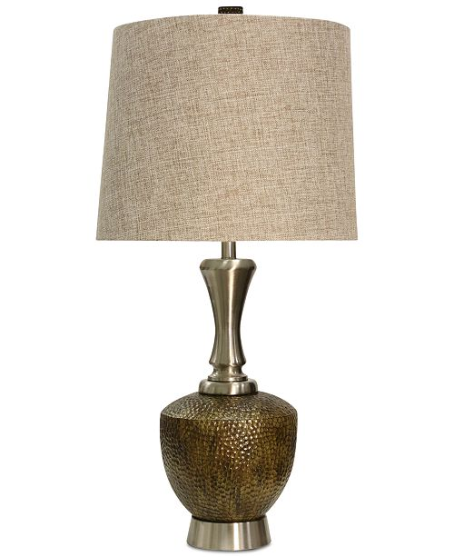 StyleCraft Strausburg Table Lamp