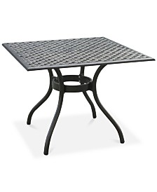 Ostan Square Table, Quick Ship