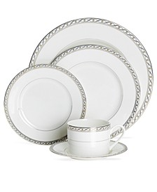 Dinnerware, Infinity Band Collection
