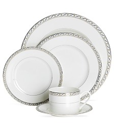 Mikasa Dinnerware, Infinity Band Collection