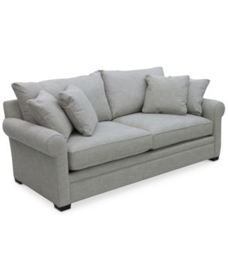 Dial II Sofa With 4 Toss Pillows