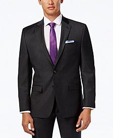 Solid Ultraflex Classic-Fit Wool Jacket