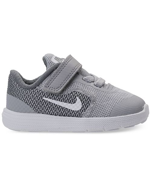 428366a1c52 ... Nike Toddler Boys  Revolution 3 Stay-Put Closure Running Sneakers from Finish  Line ...